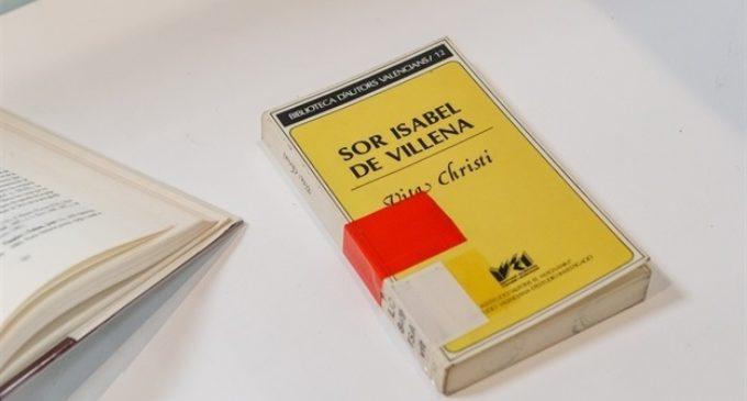 Mislata exposa la vida i obra de Sor Isabel de Villena, la primera escriptora en valencià
