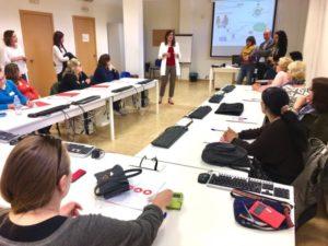 Talleres para mujeres desempleadas en Valencia