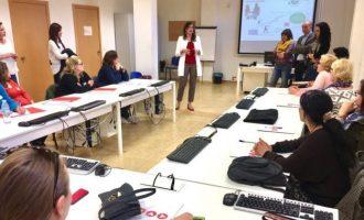 València Activa imparte formación en igualdad a empresas