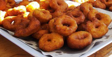 ¿Dónde comer los mejores buñuelos en Valencia?