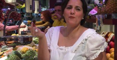 Carme Juan: 'Ensayando La Cotorra del Mercat me siento como Lina Morgan o Concha Velasco'
