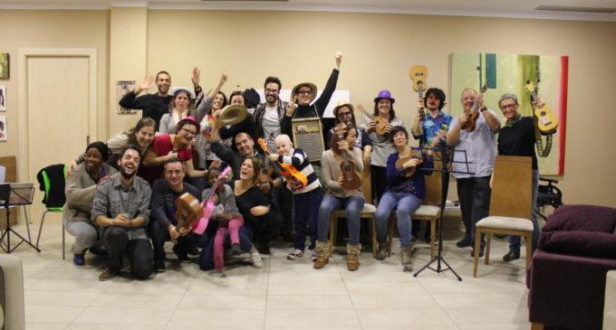 Josu: 'El Club Ukelele València va nàixer per a difondre l'amor i la passió pel ukelele'