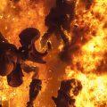 La Cremà posa la fi a les primeres Falles, patrimoni de la Unesco