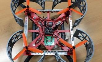 L'alumnat de l'IES Andreu Alfaro de Paiporta desenvolupa el seu dron social per a la Fira Aèria