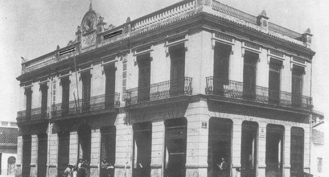 El Casinet, un edifici emblemàtic del Cabanyal