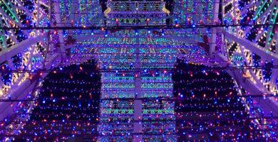 Valencia se iluminará, esta tarde, con el encendido de luces de la Categoría A