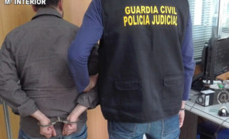 La Guardia Civil investiga a dos personas que estafaban por Internet mediante anuncios de venta de productos o alquiler de pisos