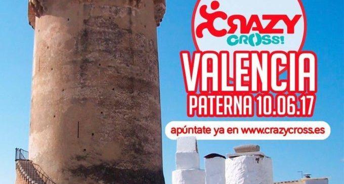 Paterna acull la primera carrera Crazy Cross de la Comunitat Valenciana