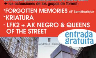 Torrent serà seu de les semifinals del festival Music Aula
