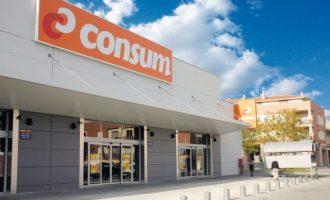 Consum, única empresa de distribución alimentaria española que obtiene el sello 'Reduzco' del Ministerio