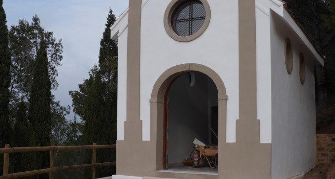 La Diputació restaura l'Ermita de Barraix i conserva la memòria dels excursionistes de la Serra Calderona