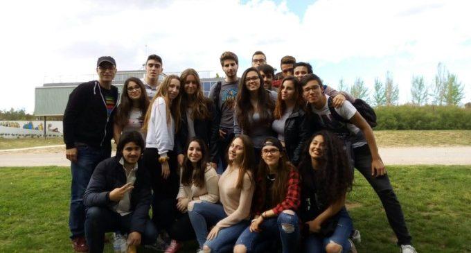 Els corresponsals joves de Picassent participen en la II Jornada d'Alumnat Actiu