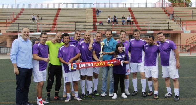 Aquarius gana el I Trofeo Fernando Giner-Ciudad de Alboraya y representará a Valencia en el Nacional de Oviedo