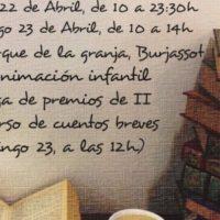 Kanguros_Lv organitza la seua II Fira del Llibre de segona mà