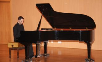 El concurso Nacional Amparo Fandos celebra la final con un concierto del ganador