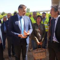 Cullera exigix al ministre de Foment més diners per a accelerar les obres de l'A-38
