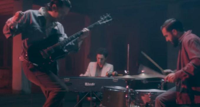 """Polock: """"Magnetic Overload és un homenatge a la cançó que porta el mateix nom"""""""