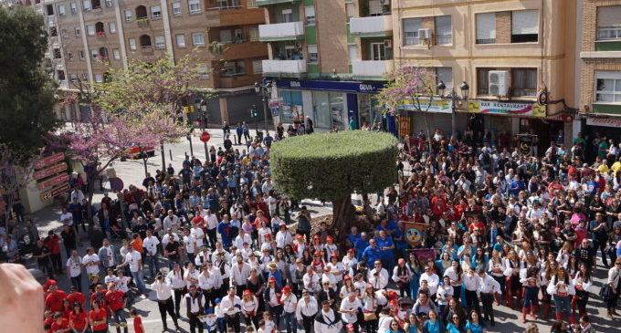 Les Festes de Moros i Cristians de Paterna celebren aquest cap de setmana el seu Mig Any