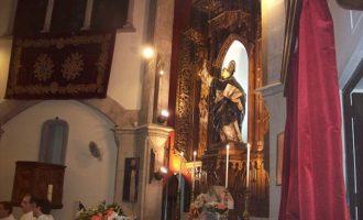 San Vicente Ferrer, patrón de Valencia