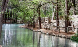 El Parque de San Vicente, un regalo de la naturaleza