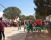Paterna condiciona la zona de Tàctica per acollir la celebració del Mig Any