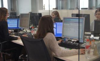 La Teleassistència ofereix ajuda 'a un botó de distància' a 5.123 usuaris majors en els municipis de l'Horta