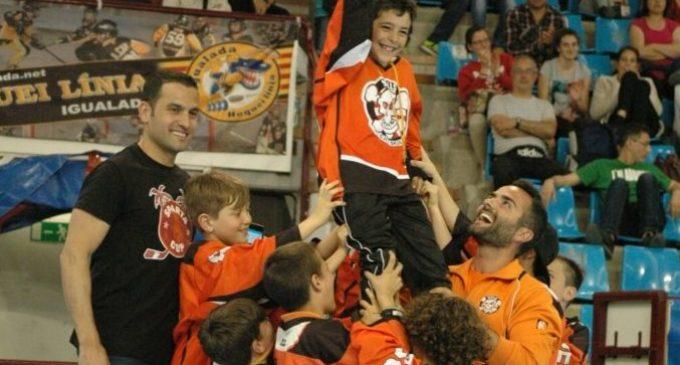 Skulls Almàssera se adjudica el Torneo Internacional Sparta Cup Kids