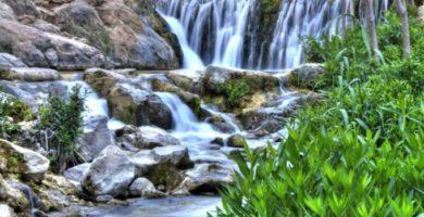 Fuentes del Algar, todo un oasis en Alicante