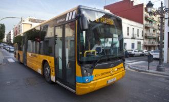 Paterna ultima el projecte d'ampliació de la línia d'autobús municipal Valterna-València
