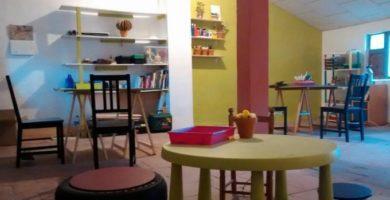 Arte y educación se unen en 'Catxirulo Lab'