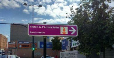 La revitalización de la Ciudad del Artista Fallero supondrá un gran reclamo para Valencia