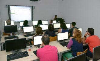 Aldaia oferta dos nuevos cursos formativos en el Aula Mentor