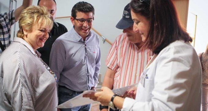 La Diputació ultima la transferència de la part sanitària de l'Hospital Psiquiàtric de Bétera a la Conselleria