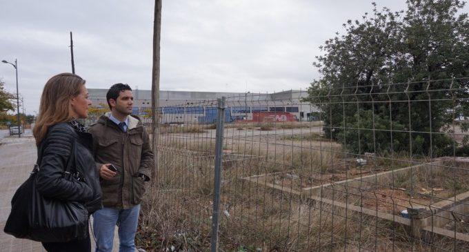 Paterna comença a construir l'Ecoparc més gran de tota l'àrea metropolitana