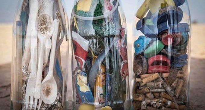 Greenpeace presenta la campanya 'Millor sense plàstics'