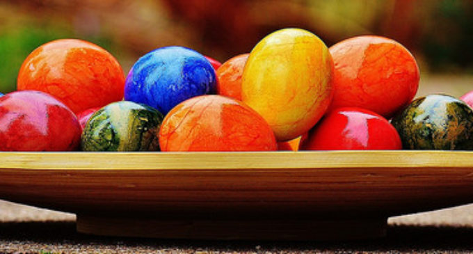 La tradició dels ous de Pasqua