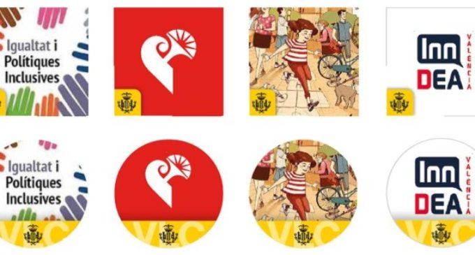 L'Ajuntament de València reforça la seua imatge corporativa