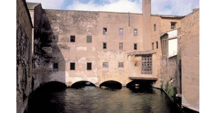 Los molinos históricos de Paterna