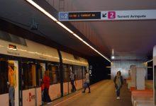 La T2 passa a denominar-se oficialment com a Línia 10 de la xarxa de Metrovalencia