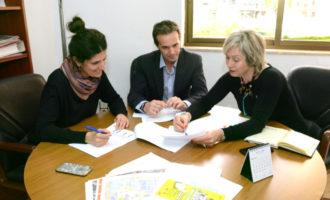 Paiporta i Fundació Escola Valenciana signen un conveni de col·laboració
