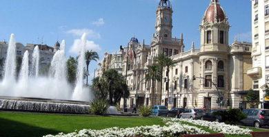 La trobada arriba al cor de la ciutat de València