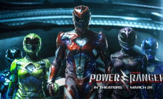 Els Power Rangers passaran el cap de setmana de Pasqua en el cinema Tívoli