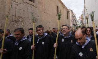 Puig destaca el valor de la romeria de la Santa Faz com a espai de convivència i de 'renaixement' de la Comunitat Valenciana