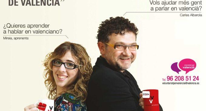 Segon voluntariat pel valencià