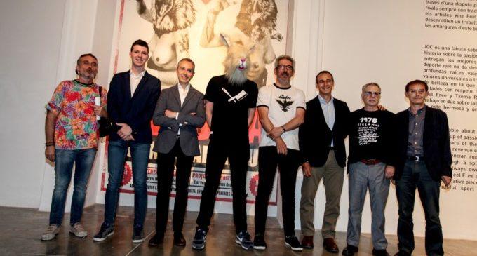 De centre d'art, a temple de la pilota valenciana