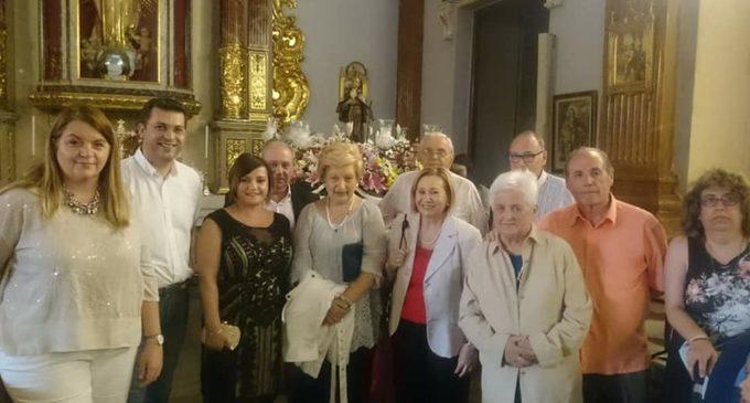 Alfafar celebra la festivitat de Sant Pascual
