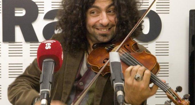 Ara Malikian oferirà una segona actuació a València