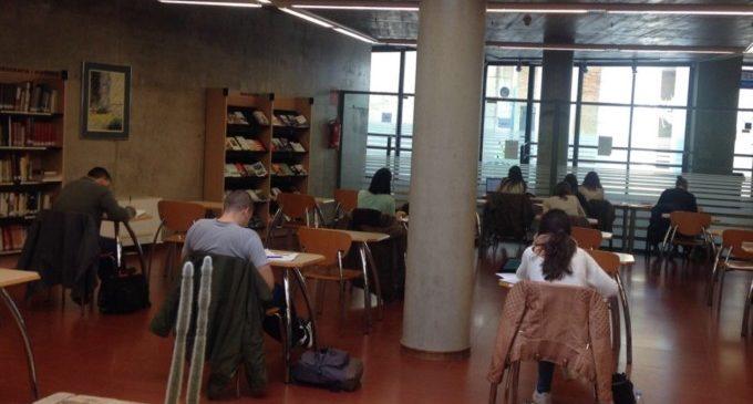 La biblioteca de la Cova Gran torna a obrir 24 hores durant els exàmens de final de curs