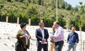 Xàtiva recupera zones degradades per a la ciutadania amb l'ajuda de la Diputació