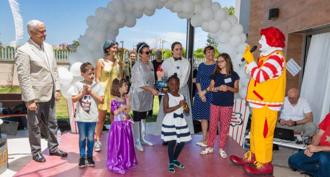 Casa Ronald València celebra el seu quart aniversari amb una gran festa del cine